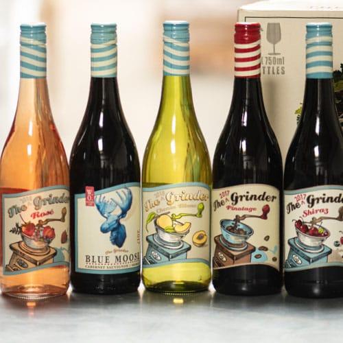 Grape Grinder Wines